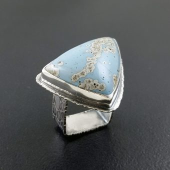 leland blue ring Michele Grady