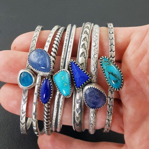 stacking cuffs Michele Grady