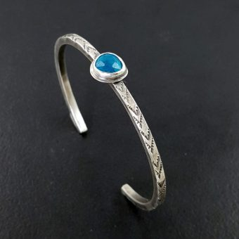 apatite stacking cuff Michele Grady