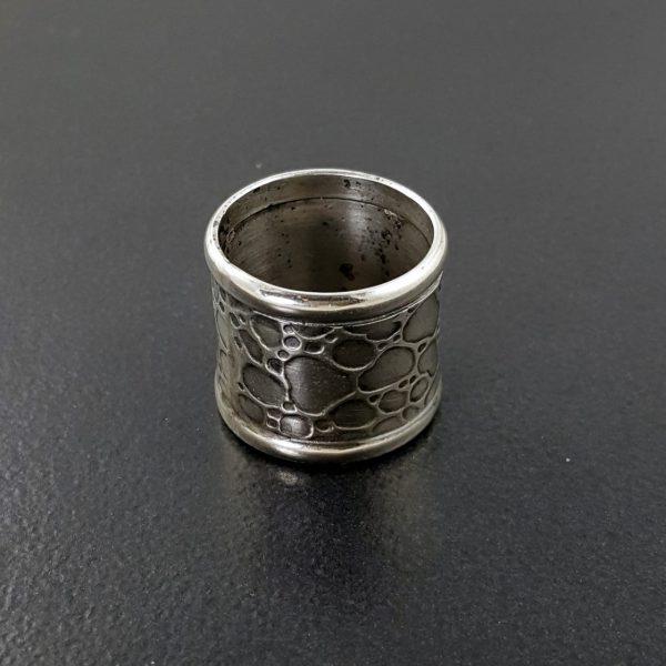animal print ring