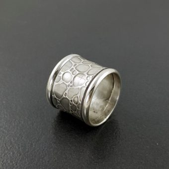 animal print ring Michele Grady