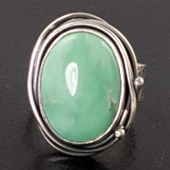 Variscite Ring MADE TO ORDER